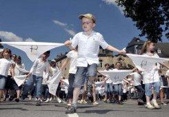 Springprozession jetzt ein Stück des Weltkulturerbes der Unesco