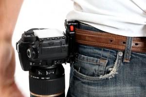 Capture Camera Clip System