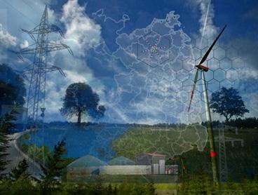 Sonderzone für Erneuerbare Energien in Ostdeutschland