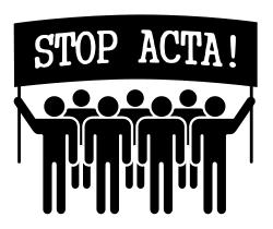 EU Bierger stoppen ACTA – Kommissioun muss reforméiert ginn!