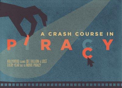 A crash course in piracy