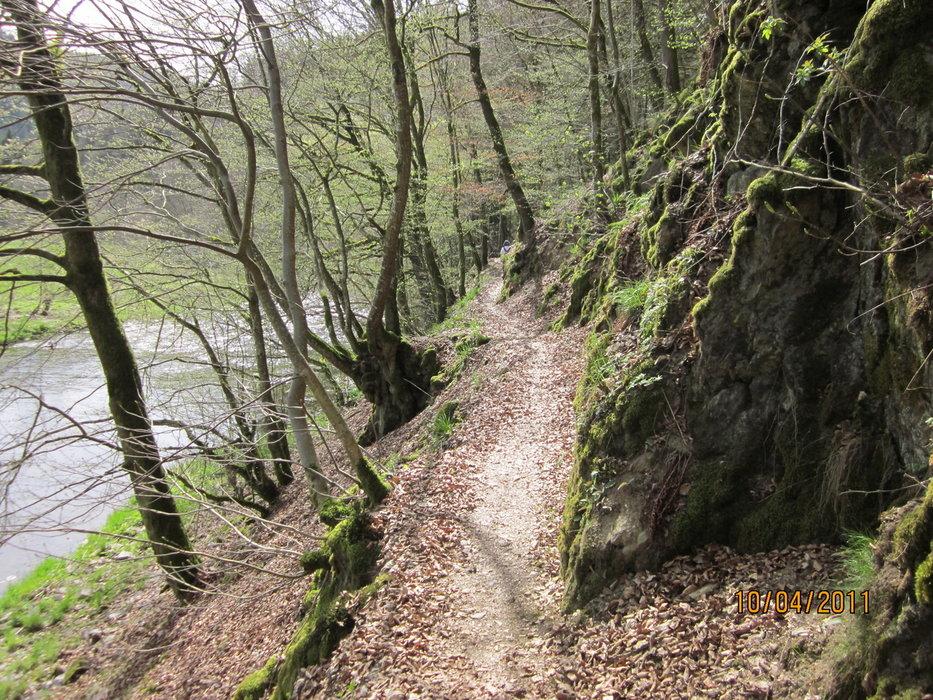 Wanderen am Iisleck