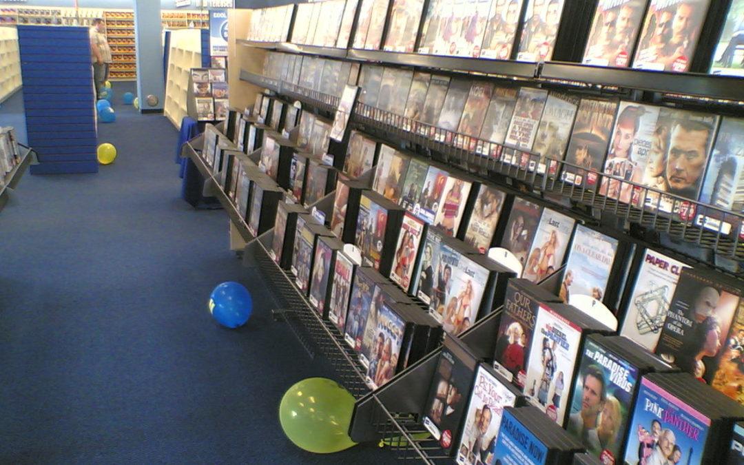 Eine Branche stirbt: Nur noch 600 Videotheken in Deutschland