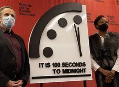 Doomsday-Clock 2021: 100 Sekunden vor Mitternacht