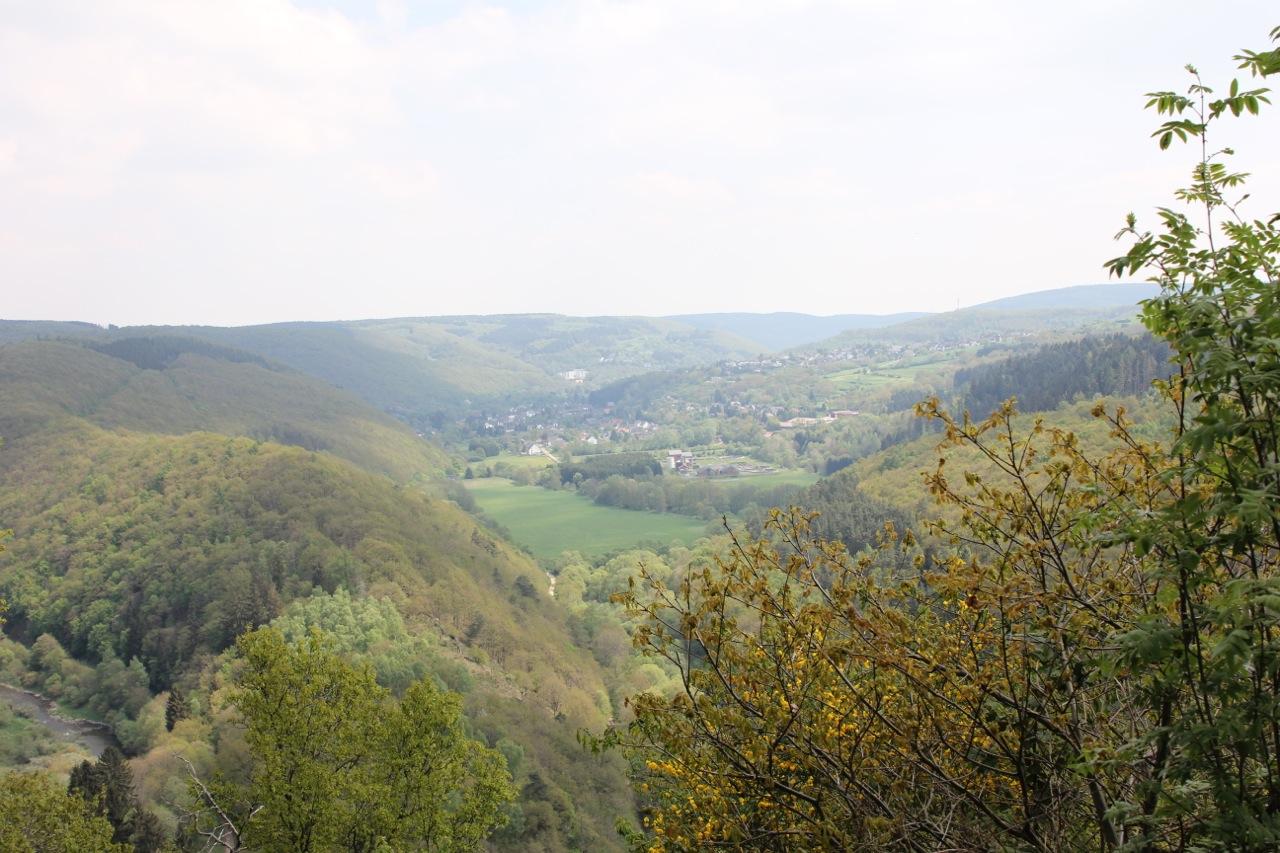 Eifelsteig 2014 – 4. Etappe